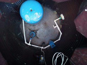 Обустройство скважины на воду с использованием скважинного кессона