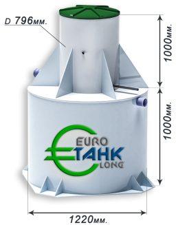 Евротанк 3 Long